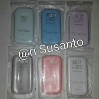 Softcase / Silicon Ultra-thin Samsung Galaxy Star Pro Duos S7262