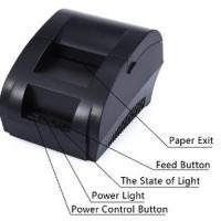 Printer kasir thermal untuk cetak struk pembayaran CUP51