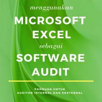 Menggunakan Microsoft Excel sebagai Software Audit