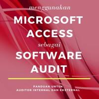 Menggunakan Microsoft Access sebagai Software Audit