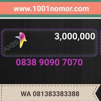 Nomor cantik kartu perdana axis by XL AXIATA harga 3jt