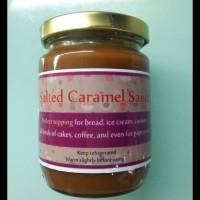 Salted Caramel Sauce 250Ml