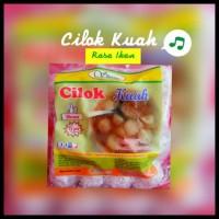 Cilok Kuah Merk Shaza Isi 15 Biji (Plus Bumbu Pedas + Jeruk Nipis)