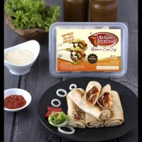 Kebab Shehrazat Mini Ekonomis (Isi 5)