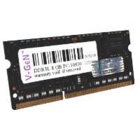 RAM DDR3 SODimm V-GeN 8GB PC10600/1333Mhz (Memory Laptop VGEN) Murah