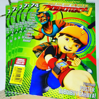 Komik Terbaru Majalah Komik Boboiboy