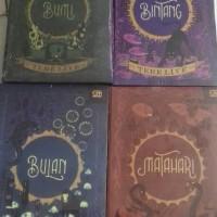 Buku Paket 4 Novel Bumi Bulan Matahari Bintang. Tere Liye