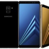 Samsung - HP Samsung Galaxy A8 Plus 2018 Garansi Resmi