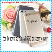 Housing FullSet Casing Lenovo K5 K5 Plus Original Backdoor A6020