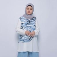 Eclemix Inara Tunic White