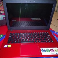Laptop ASUS X441UV 500GB i3 RAM 4GB Nvidia Geforce GT-920M