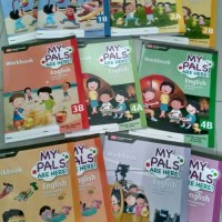 My Pals are Here English International 2nd Edition - workbook only
