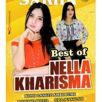 Harga kaset vcd original nella kharisma best of nella kharisma | HARGALOKA.COM