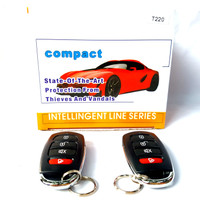Alarm Mobil Universal COMPACT T220