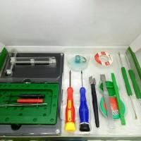 Obeng Opening Tools Hp Tablet Set BAKU BK 7015 Lengkap