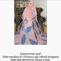 is coconut tree syari