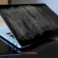 Stiker Notebook Lenovo 10 Inch Monster Energy Custom