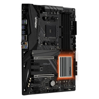 ASRock X470 Master SLI (AM4, AMD Promontory X470, DDR4, USB3.1, SATA3)