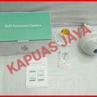 IP Camera Wifi Bohlam Lampu VR CAM 360 Full HD 1080p / Aplikasi ICSee