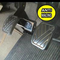 Kunci Mobil anti Maling Pelengkap Alarm. Pasang di Rem atau kopling