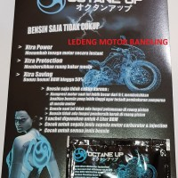 Sachet Octane Up Campur Bensin Pengemat BBM Mesin Motor Awet Bertenaga