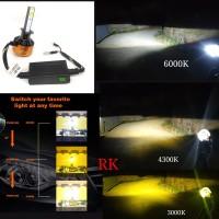 LED H1 3000K 4300K 6000K | H1 LED MOBIL PNP | LAMPU LED H1 GARANSI