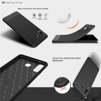 Armor Carbon TPU Case Samsung Galaxy A8 Star (2018)
