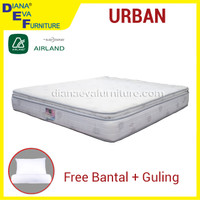 Kasur Urban 180x200 - Airland Spring Bed (Matras Only)