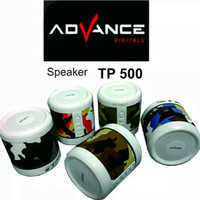 Speaker Advance Tp 500 N Speaker portable Musik Mp3