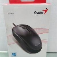 Mouse USB Genius DX125 Murah Surabaya