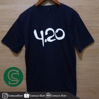 Kaos 420 Logo