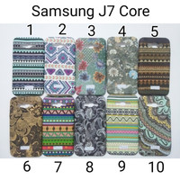 CASING HP SAMSUNG MURAH Case Batik Samsung J7 Core / Softcase