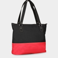 Tote bag wanita bracini marry hitam & merah