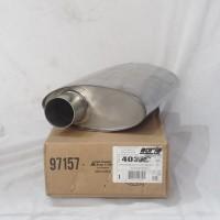 """Tabung Knalpot / Borla Pro XS Muffler Exhaust 2,5"""" Universal Ori USA"""