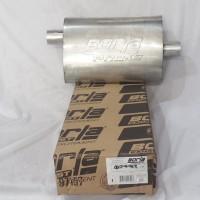 """Tabung Knalpot / Borla Pro XS Muffler Exhaust 2"""" Universal Ori USA"""