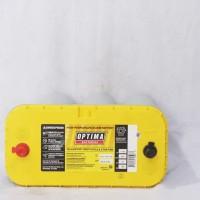 Aki Ukuran Besar Aki Kering Optima Yellow Top D31 CCA 900