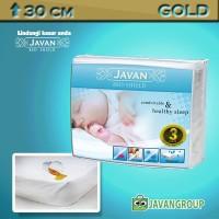 Sprei Anti Ompol Javan Bedshield ukuran Queen 160x200x30cm