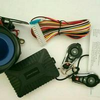 Alarm Mobil Merk Hollywood Model M1 Berkualitas