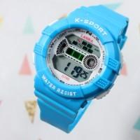 jam tangan anak terbaru wanita perempuan anti air