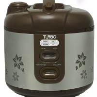 Rice Cooker Turbo CRL 1180 1.8 Liter