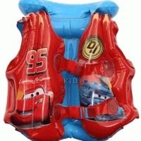 Harga terbaru swim vest cars kecil jaket rompi pelampung renang | Hargalu.com