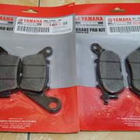 Kampas Rem Depan & Belakang Yamaha Nmax 155