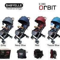 Harga babyelle orbit stroller cabin size kereta dorong travelling anak | Pembandingharga.com