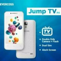 evercoss P4. hp android ada tv. Layar 4 inch termurah