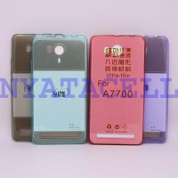 Case Ultrathin Lenovo A7700 /Ultra Thin/Fit/Softcase/Silikon/Casing