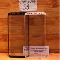 Tempered Glass Warna Full Layar Samsung S8