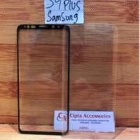 Tempered Glass Warna Full Layar Samsung S9 Plus