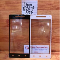 Tempered Glass Warna Full Layar Oppo Neo 7/A33