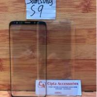 Tempered Glass Warna Full Layar Samsung S9