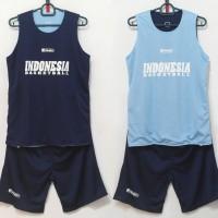 a40f5d430740 Olahraga Basket Training Jersey basket jersey latihan Indonesia Baske